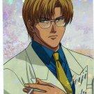 Hikaru no Go PP sticker card prism (Seiji)