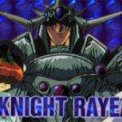 Magic Knight Rayearth PP bookmark pz Zelgato and baddies