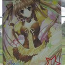 Parfait silk wallscroll from Japan