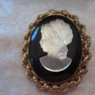 Cameo broach (old)