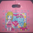 I Love Baby large furoku tote bag