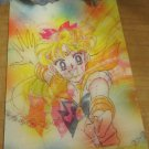Sailor Moon (RARE) Manga illustrailion (Venus) lenticular Trading Card