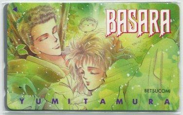 Basara phonecard (2)