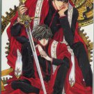 CLAMP X Phonecard (3)