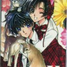 CLAMP X Phonecard (6)