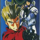 Trigun (not for sale) promo phonecard (3)