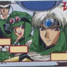 Magic Knight Rayearth (Eaglevision) phonecard