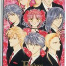 Fushigi Yuugi (Manga style 1) phonecard
