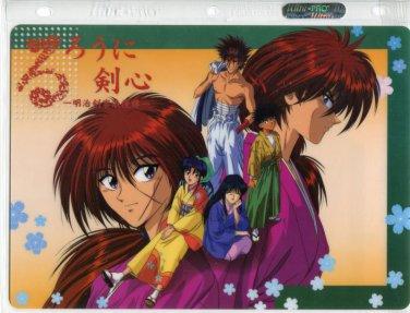 Rurouni Kenshin shitajiki 7