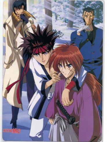 Rurouni Kenshin Shitajiki 39