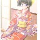 Toranoana (girl in red Kimono) shitajiki