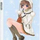 Kbooks (girl in white coat) shitajiki