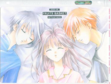 Fruits Basket Doujin shitajiki