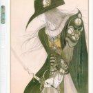 Vampire Hunter D Manga style shitajiki 2