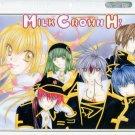 Milk Crown H! Shitajiki (style 2)