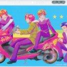 Misc yaoi series shitajiki (4 boys)