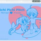 Mermaid Melody shitajiki (thick Blue promo) Pichi Pichi Pitch