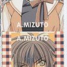 Milk Crown Furoku Trading Cards (rare)