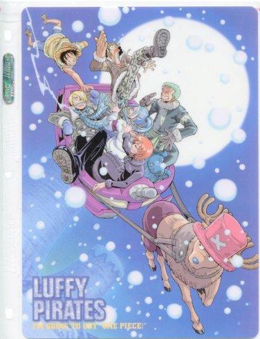 One Piece Holiday shitajiki