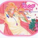 Peach Girl mouse pad (furoku)