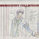 Vampire Knight Production art (Zero opening door)- box 4
