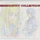Vampire Knight Production art (Kaname and Shizuka)- box 4