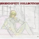 Vampire Knight Production art (Kaname sitting by window)- box 4