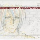 Vampire Knight Production art (Kaien looking sad) - box 4