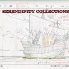 Yamato Nadeshiko, production art set (Pirate Ship)