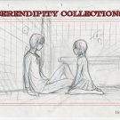 Vampire Knight Production art (Yuki & Zero on the bathroom floor)