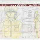 Vampire Knight Production art (Aido as a child with father in background)