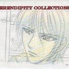 Vampire Knight Production art ( close up of Zero)