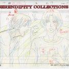 Yamato Nadeshiko Ranmaru Production artwork Sketch set