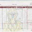 Vampire Knight Production art (Zero mad) -