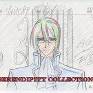 Vampire Knight Production art (Kain frontal) -
