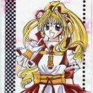 Kamikaze Kaitou Jeanne (doujin letter board)