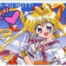 Kamikaze Kaitou Jeanne (CHA-KU HOTTI, doujin letter board)