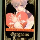 Ouran Host Club Trump card deck (furoku item)