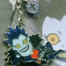 Death note zipper pull (Ryuk)