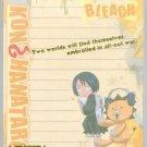 Bleach memo (kon and hanataro)