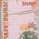 Bleach memo (ichigo and renji)