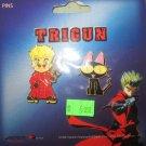 Trigun pin set