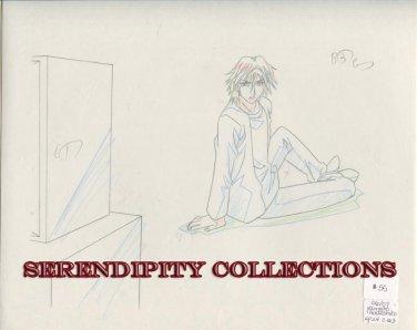 Yamato Nadeshiko production Kyohei on floor art set (box2)