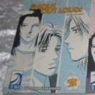 Shout Out Loud! Vol 3 (yaoi manga)