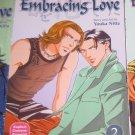 Embracing Love - Haru wo Daiteita Vol 2 (Youka Nitta, yaoi manga)