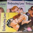 Embracing Love, Haru wo Daiteita (yaoi set vol 1-4)