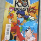 K.O. Beast - Vol 1 Password to Treasure DVD  (New, Sealed!!)