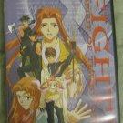 Fight!! Spirit of the Sword DVD (New open)