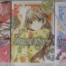 Angel Diary Vol 11-13 Manga set KARA LEE YUNHEE