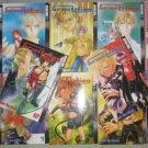 Gravitation Vol 1-12 (complete) YAOI BL Maki Murakami OOP!